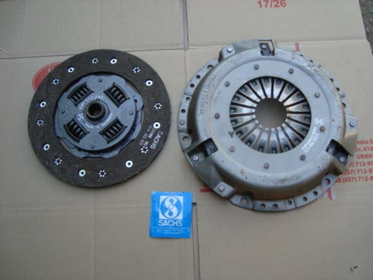 SACHS 3000 103 002 Комплект сцепления AUDI VOLKSWAGEN