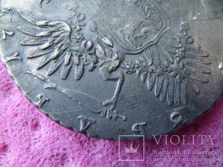 Рубль 1731 г., фото №10