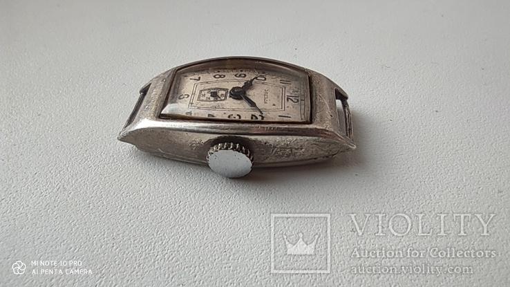 Часы Звезда корпус серебро 875пр, фото №4