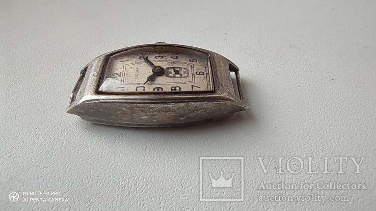 Часы Звезда корпус серебро 875пр, фото №6