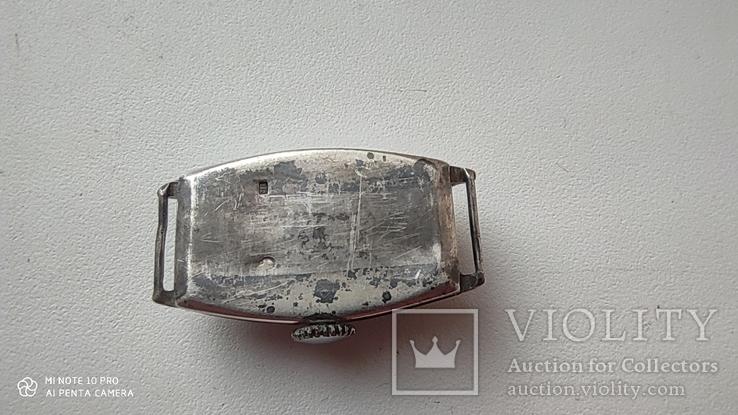 Часы Звезда корпус серебро 875пр, фото №8