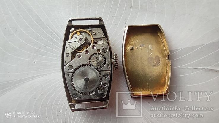 Часы Звезда корпус серебро 875пр, фото №11