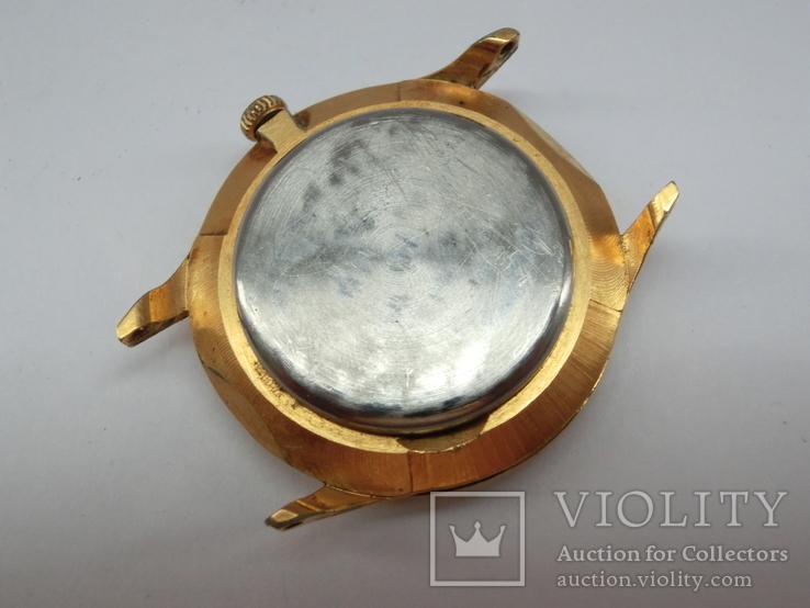 Часы Чайка позолота СССР Ау-10, фото №10