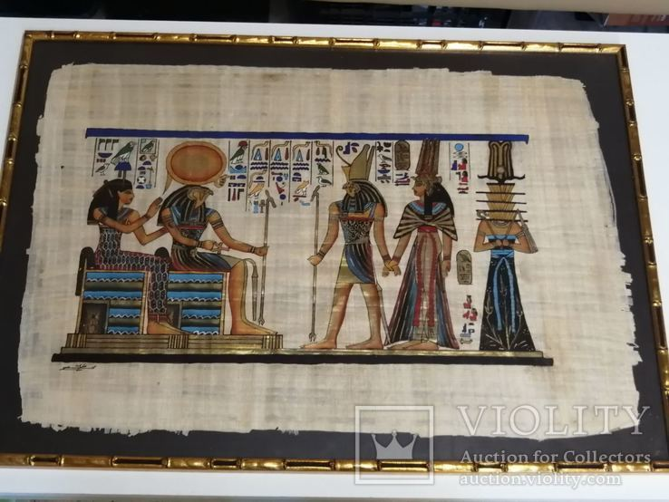 Картина сувенир тема Египет, фото №3