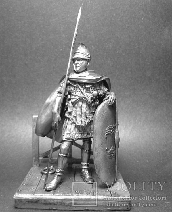 Рим. Центурион. Древнеримских военно-морских сил., фото №2
