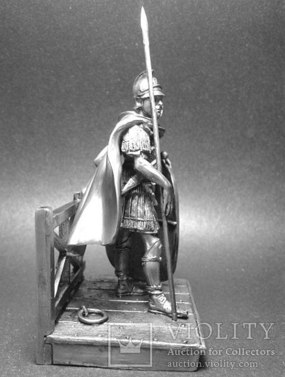 Рим. Центурион. Древнеримских военно-морских сил., фото №4