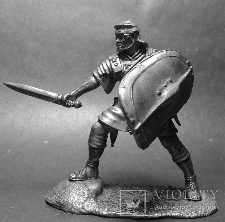 Рим. Легионер, Legio I Italica , 1 век н.э., фото №2