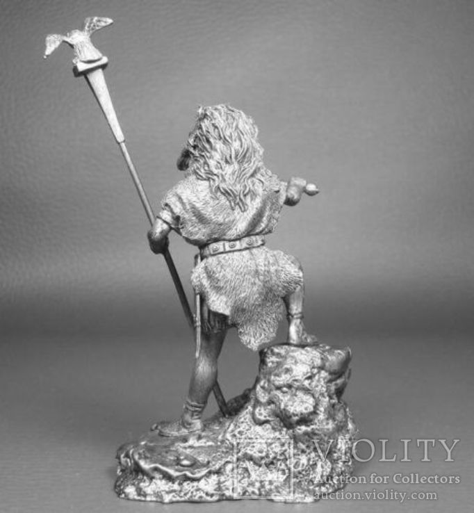 Рим. Аквилифер римского легиона. 1-2 вв. н.э.(, фото №5