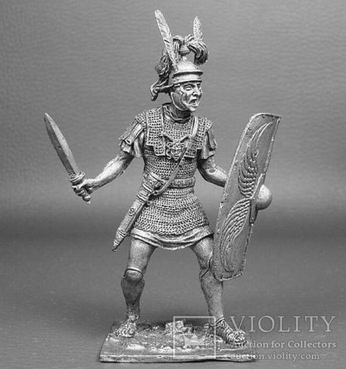 Рим. Центурион, нач. 1 века н.э., фото №2