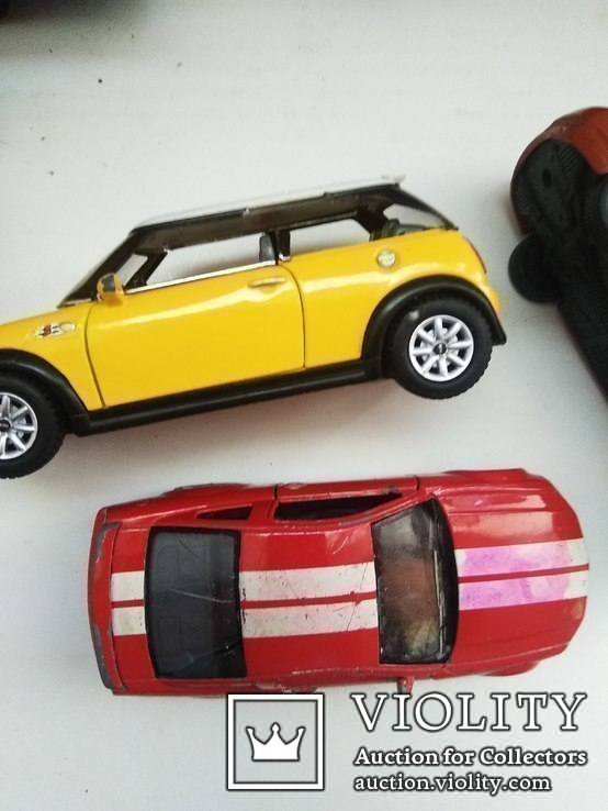 Машинки в реставрацию, фото №3