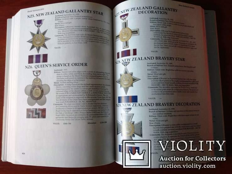 Ежегодный каталог-ценник Британских наград Spink за 2010 год, фото №12