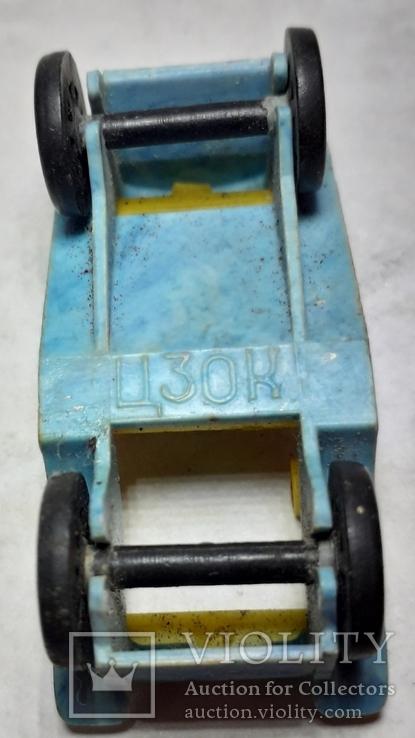 Мини машинка СССР длиной 4,5 см., фото №4