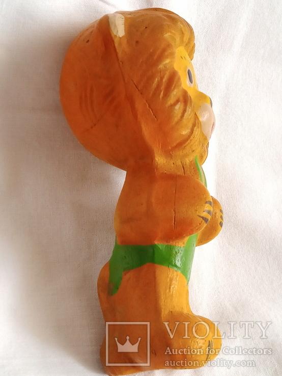 Резиновый лев, фото №5