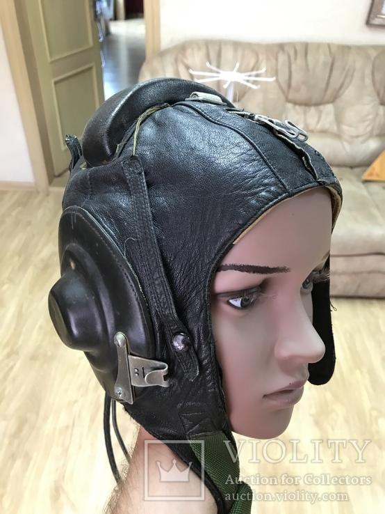 Лётный шлем СССР, фото №2
