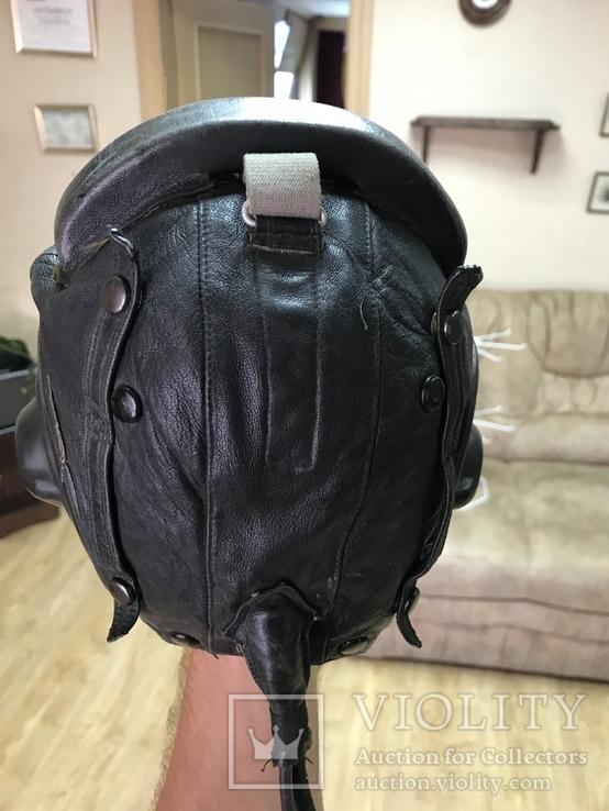 Лётный шлем СССР, фото №6