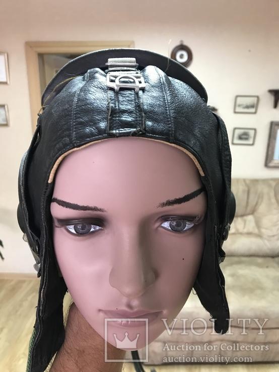Лётный шлем СССР, фото №7