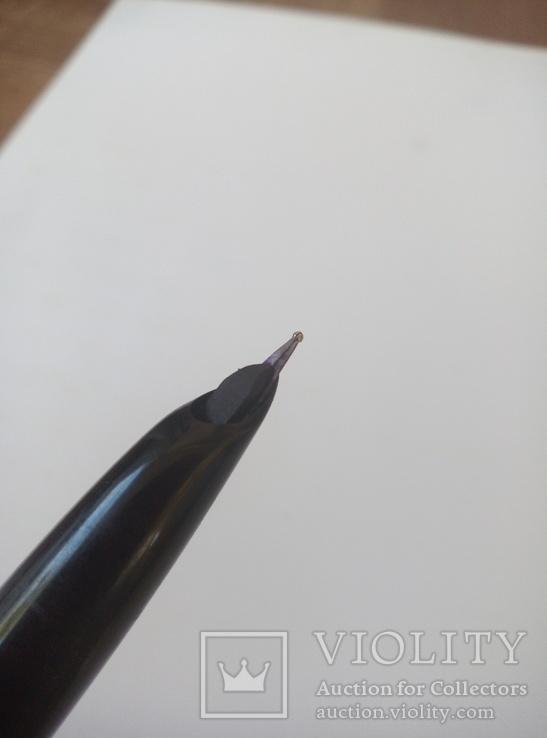 Чернильная ручка. Клеймо (Олимпиада 1980)., фото №6
