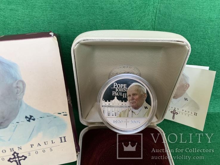 85th Birthday of Pope John Paul II, фото №2