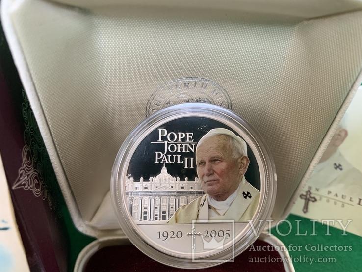 85th Birthday of Pope John Paul II, фото №5