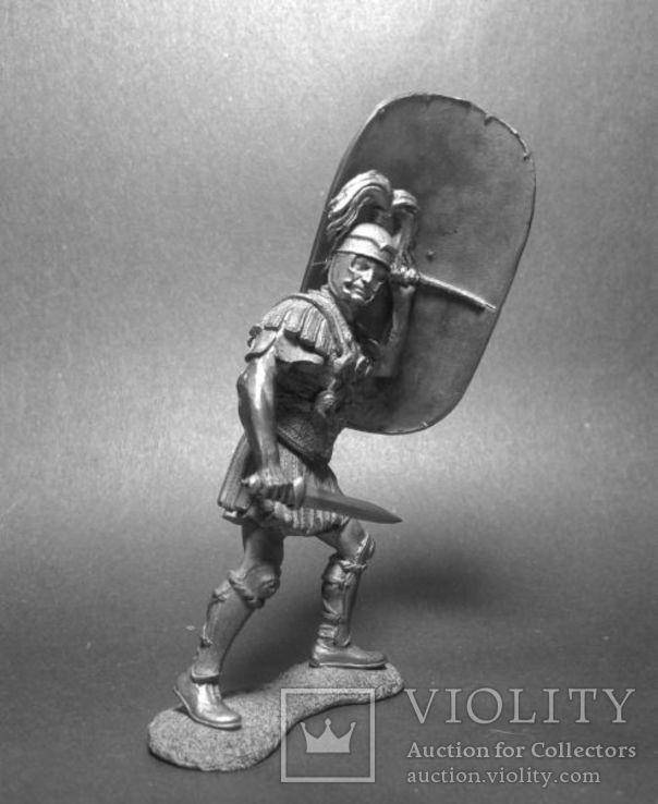 Рим.Центурион Legio X Fretensis в битве при Мунде, 45 г. до н.э., фото №3
