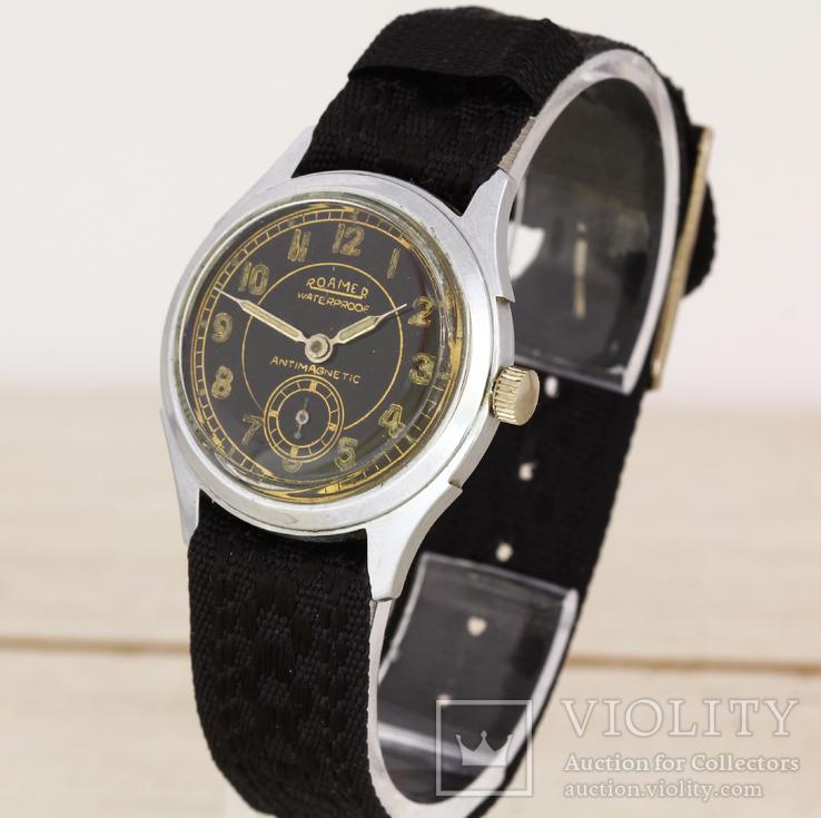 Часы наручные Roamer, производства Швейцария Swiss made. Повторно в связи с не выкупом
