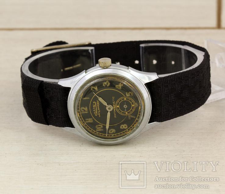 Часы наручные Roamer, производства Швейцария Swiss made. Повторно в связи с не выкупом, фото №3