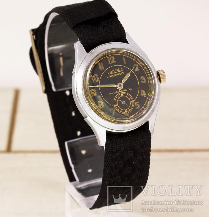 Часы наручные Roamer, производства Швейцария Swiss made. Повторно в связи с не выкупом, фото №4