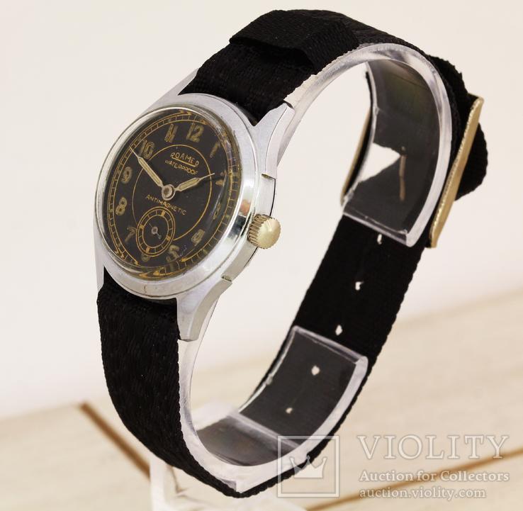 Часы наручные Roamer, производства Швейцария Swiss made. Повторно в связи с не выкупом, фото №5