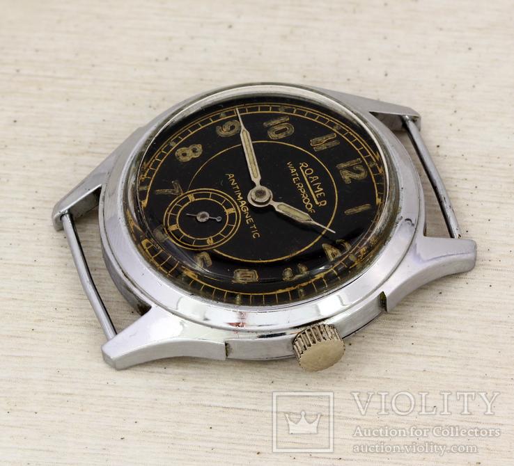 Часы наручные Roamer, производства Швейцария Swiss made. Повторно в связи с не выкупом, фото №6