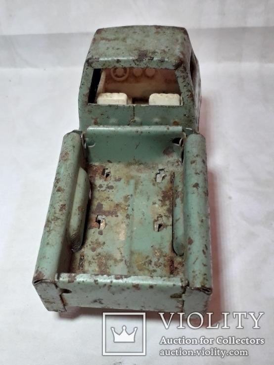 Машинка железная-грузовичок из СССР, фото №5