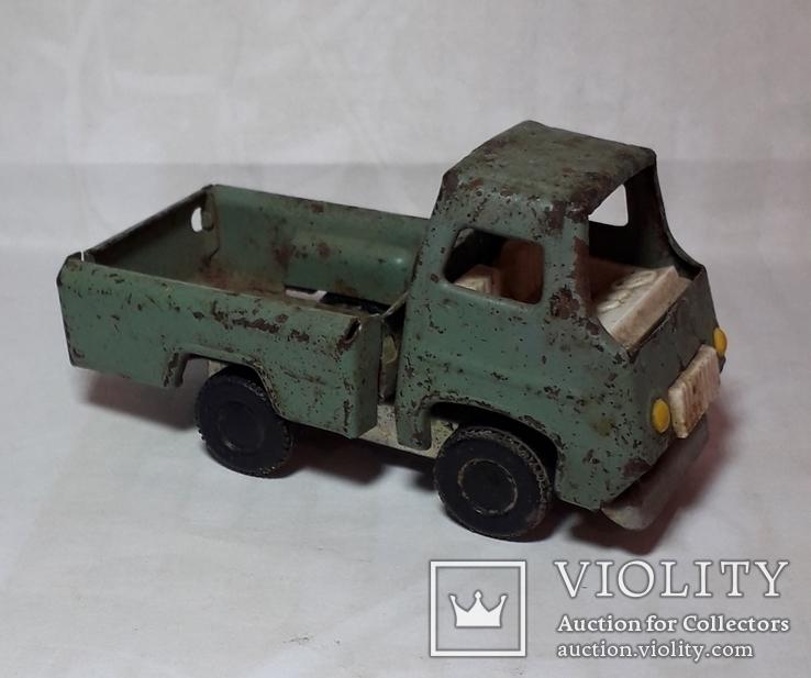 Машинка железная-грузовичок из СССР, фото №9