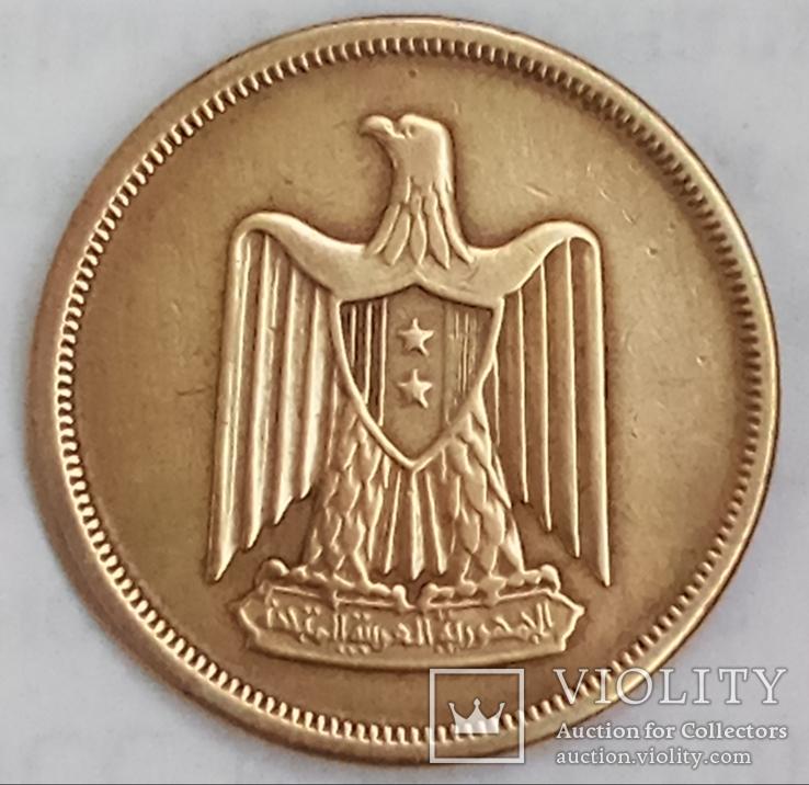 10 миллим 1960 г. Египет, фото №2