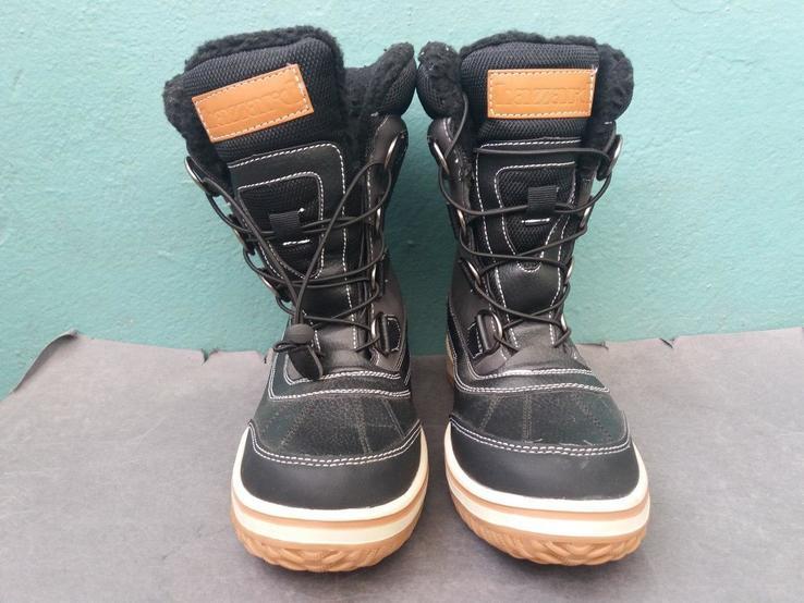 Ботинки HAZARD