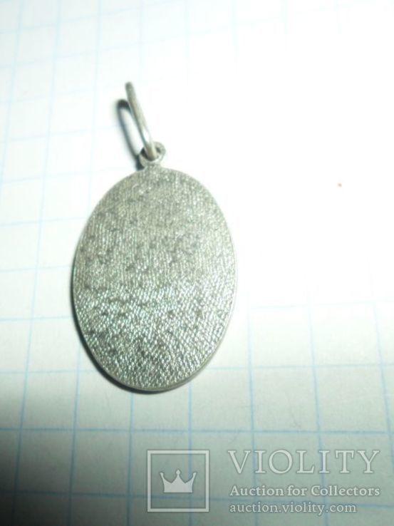 Кулон СССР 875 звезда 2,92 г овен, фото №4