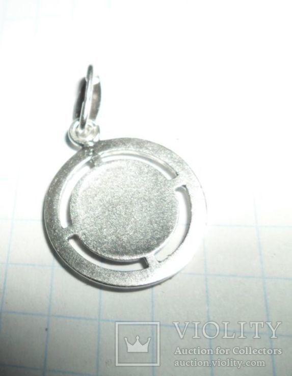 Кулон СССР 925 звезда 2,09 г стрелец, фото №4