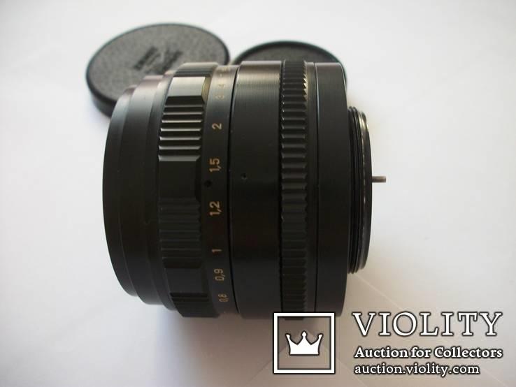 Oбъектив зенитар-м 1,7/50 , м-42 [передняя-задняя крышка]и инструкция с фотоаппарата, фото №3