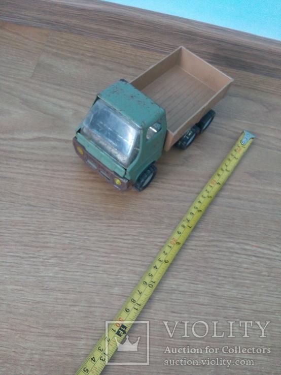 Грузовик ссср игрушка., фото №2