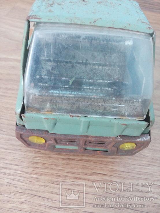 Грузовик ссср игрушка., фото №3