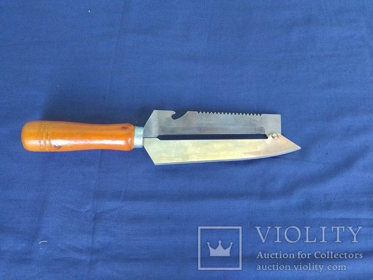 Нож - шинковка., фото №2