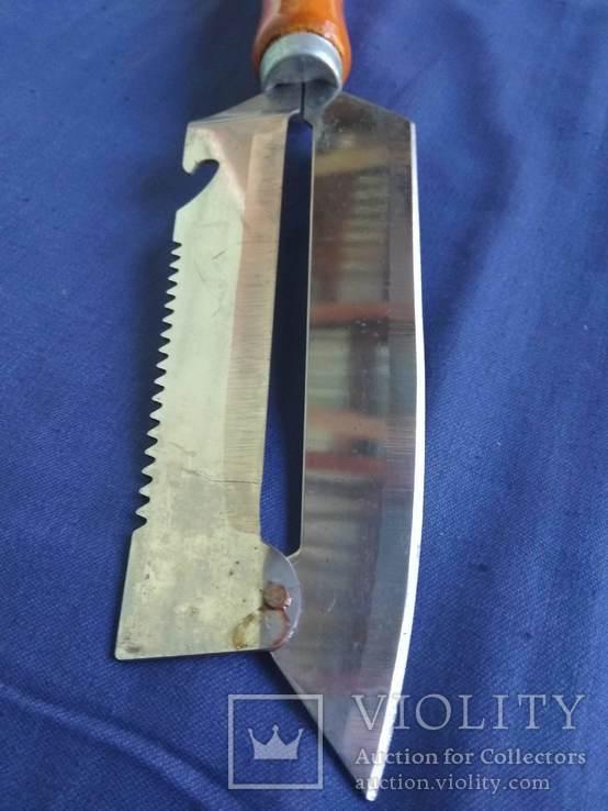 Нож - шинковка., фото №7