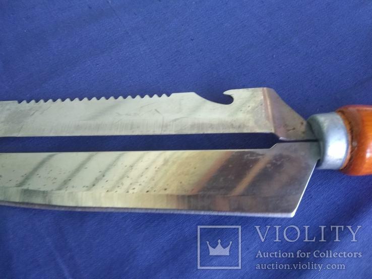 Нож - шинковка., фото №8