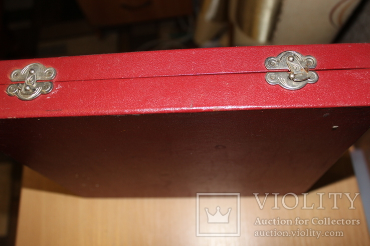 Столовый набор  50 летия Октября, фото №5