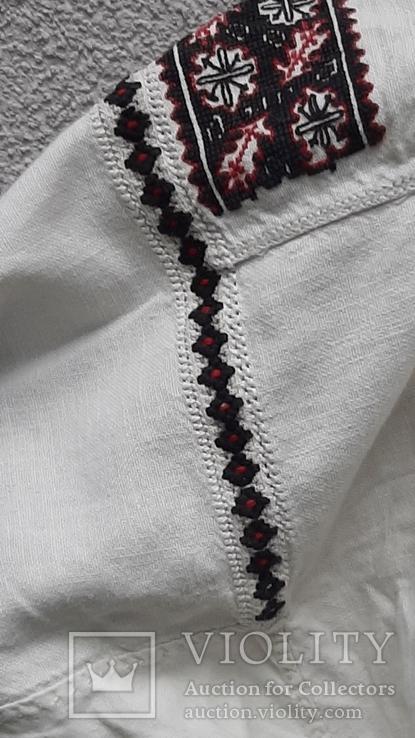 Сорочка вышитая льняная, фото №7