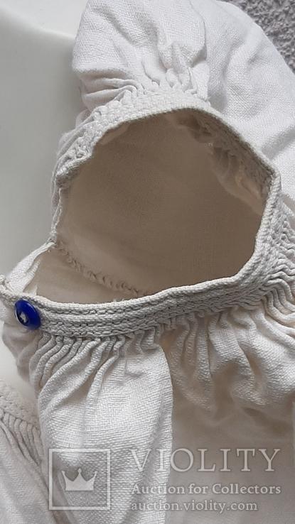 Сорочка вышитая льняная, фото №10