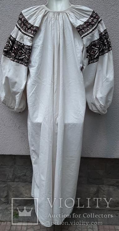 Сорочка вышитая льняная, фото №11