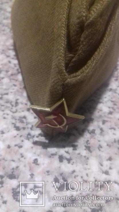 Пилотка Советской Армии, фото №2