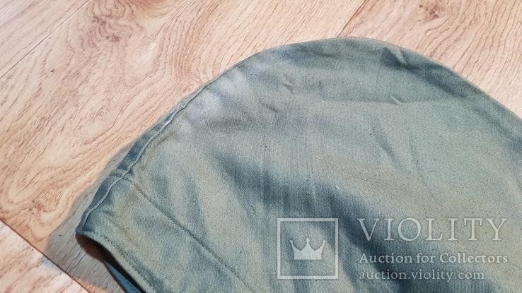 Капюшон американской куртки М43. 1945, фото №7