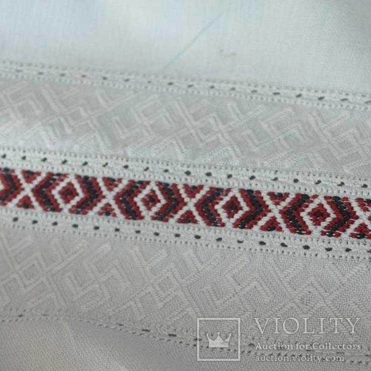 Сорочка старовинна, вишита сваргами, фото №11