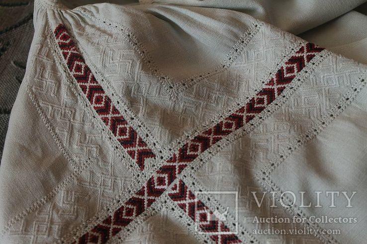 Сорочка старовинна, вишита сваргами, фото №12