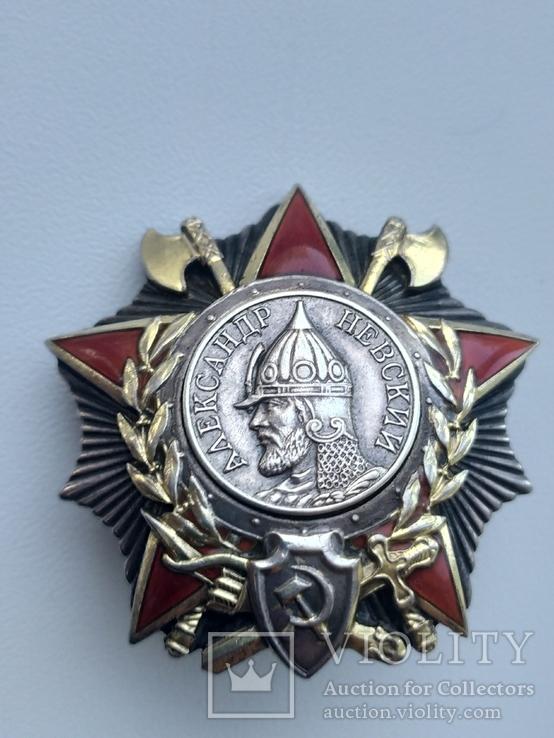 Орден Невского на заклепках №5562, фото №6